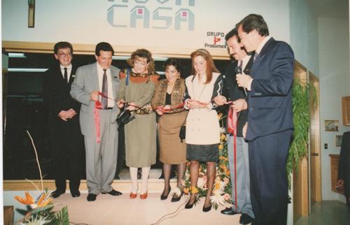 1991comienza