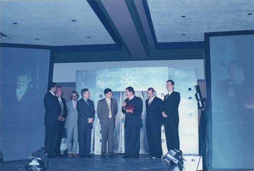 1999 Reconocimiento
